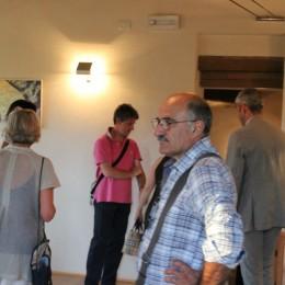 In the Heat at Antica Fornace Grazia, Deruta, Umbria, Italy