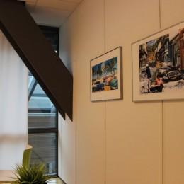 """Dieter Kunz på """"Tolfte våningen"""" - Separatuställning i Kista Science Tower, Stockholm"""