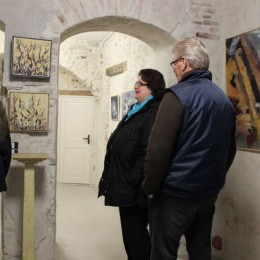 Marita Hörk Suomalainen - Separatutställning på Kunstisalong Allee i Tallinn, Estonia