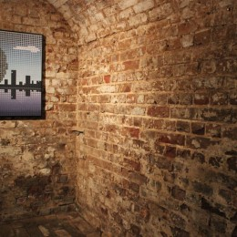 """557 Reasons"" A Tribute to Life, The Crypt Gallery, London, UK"