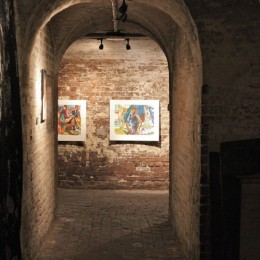 """""""557 Reasons"""" A Tribute to Life, The Crypt Gallery, London, UK"""