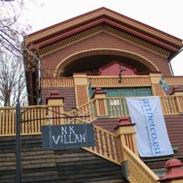 """""""Tredje träffen"""" Sverige möter Estland vintern 2014 i NK-villan, Nyköping"""