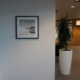 "Frang Dushaj on the ""Twelfth Floor"" - Solo Exhibition in Kista Science Tower, Stockholm"