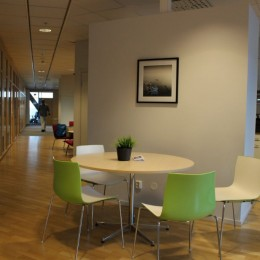 """Frang Dushaj on the """"Twelfth Floor"""" - Solo Exhibition in Kista Science Tower, Stockholm"""