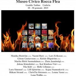 """The Heat is On"" Rocca Flea, Gualdo Tadino, Italy"