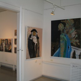 Your 3-week exhibition at Kastellaanimaja Gallery, Tallinn