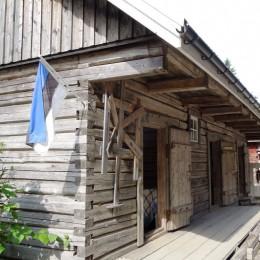 """""""Minnen"""" på Åberg´s Mannaminne, Nordingrå, Höga Kusten"""