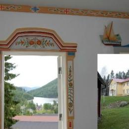 """Memories"" at Mannaminne, Nordingrå, Sweden"