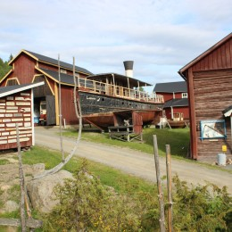 """Kenneth Engblom """"Mitt Estland"""" - Separatuställning på Mannaminne, Nordingrå"""