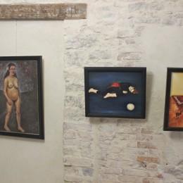 "Kristin Dijkman ""Movement and Moods"" - Separatutställning på Kunstisalong Allee, Tallinn"