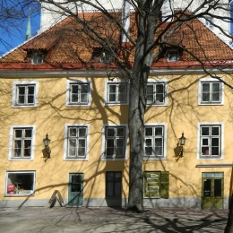 """Kristin Dijkman """"Movement and Moods"""" - Isiknäitus Kunstisalongis Allee, Tallinn"""