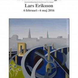 """Lars Eriksson """"Trettioförsta våningen""""- Separatutställning i Kista Science Tower, Stockholm"""