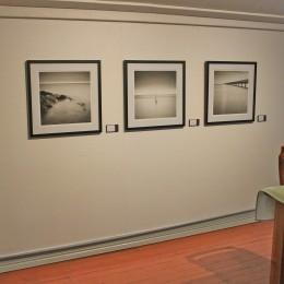 "Frang Dushaj ""Memories in Black and White"" - Solo exhibition at Mannaminne, Höga Kusten, Sweden"