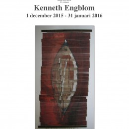 "Kenneth Engblom on the ""Twelfth Floor"" - Solo Exhibition in KST. Stockholm"
