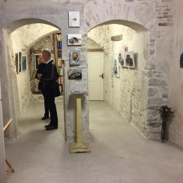Kenneth Engblom 'The Last Exhibition' - Solo exhibition at Kunstisalong Allee, Tallinn