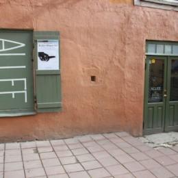 Kickie Högström -Separatutställning på Kunstisalong Allee, Tallinn