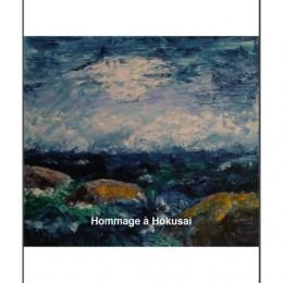 Hommage à Hokusai