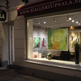 One week duo or solo exhibition in Uppsala - Sweden