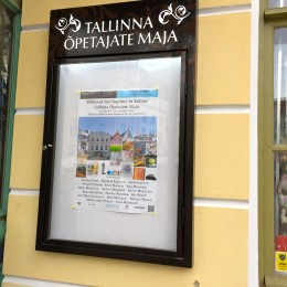 Different but Together in Tallinn