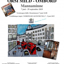 Orsi Mild on Board