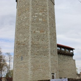 """Tower Power"" Wittenstein Time Center in Paide, Estonia"