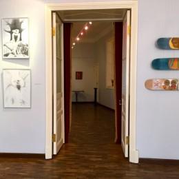 Ûhekuune solo vôi duo näitus Tallinna Ôpetajate Majas