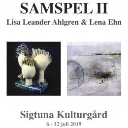 Lisa Leander Ahlgren & Lena Ehn - Samspel II