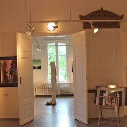 """Second Encounter"" Estonia - Sweden, Edward Wilde Museum, Kastellaanimaja Gallery, Tallinn, Estonia"