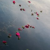 Elin Ulman-Õied vees