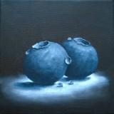 Lena Frykholm-Två blåbär
