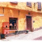 Terry LeBlanc-Medieval corner