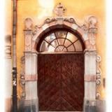 Terry LeBlanc-A golden entrance