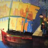 Berit Norrbelius Lindberg-Drömmar om Amerikat