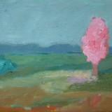 Irene Hansson-Det rosa trädet l