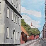 Bertil Eriksson-Bastugatan