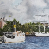 Bertil Eriksson-Skeppsholmen