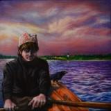 Kjell Fogborn-På bysjön, dalarna