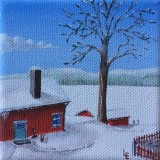 lars-eriksson-archiepielago-in-snow-miniature