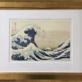 Katsushika Hokusai-Under the wave off Kanagawa
