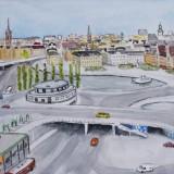 Bertil Eriksson-Slussenklövret