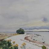 Bertil Eriksson-Furilden, Gotland