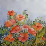 Lillian Roos Ahlforn-Glädjens blomster