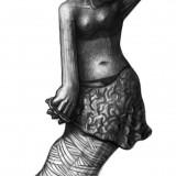 Markus Kasemaa-Tüdruk nukiraudadega