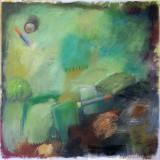 Lena Wahlstedt-Fragment av grävskopa