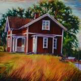 Kjell Fogborn-Lilla huset