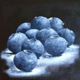 Lena Frykholm-10 blueberries