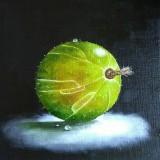 Lena Frykholm-Gooseberry, green
