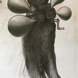 Markus Kasemaa-Kiivriga figuur mullidega