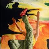 Hans Persson-Rädd att flyga