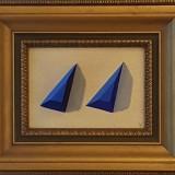 Lars Eriksson-Golden Blue / Bleu doré 2,5 - D